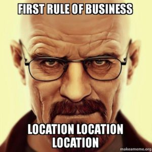 first-rule-of-business
