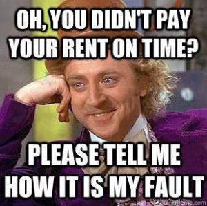 pay rent on time 300x298 - Ways to Get Good Tenants