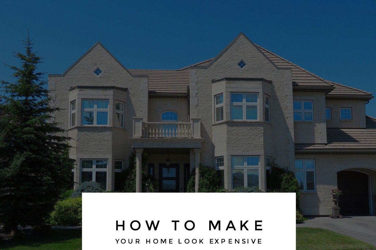 make home work - How to Make Your Home Look Expensive