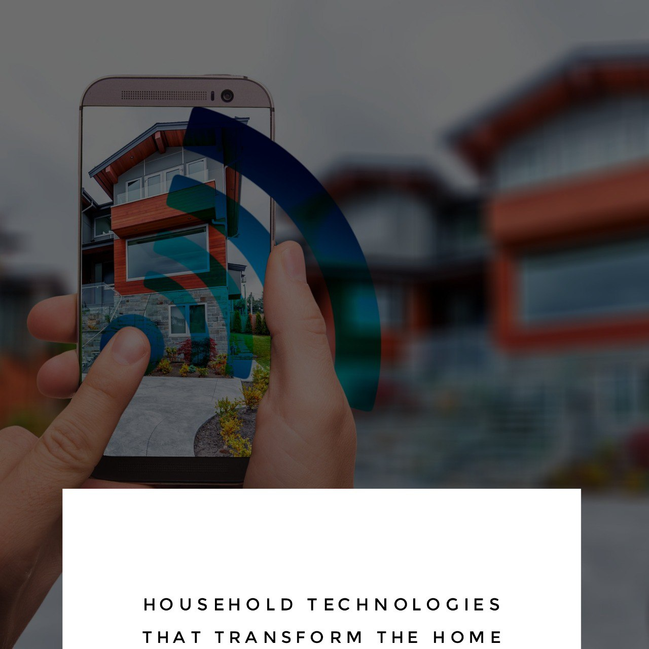 household technologies for home