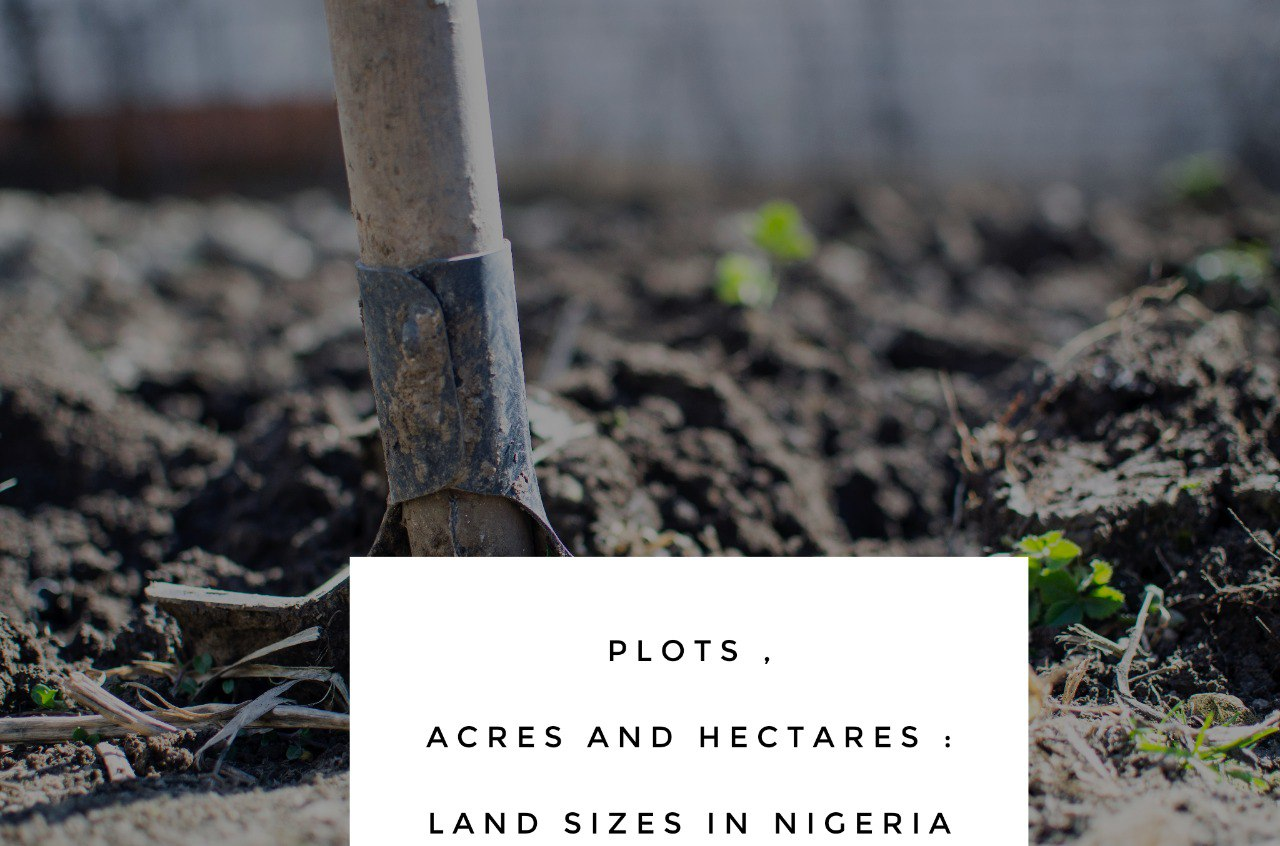 Plots of land nigeria